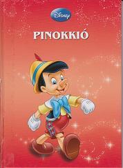 Disney-Pinokkió (ANTIKVÁR)