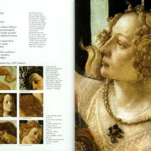Botticelli - A művészet profiljai sorozat