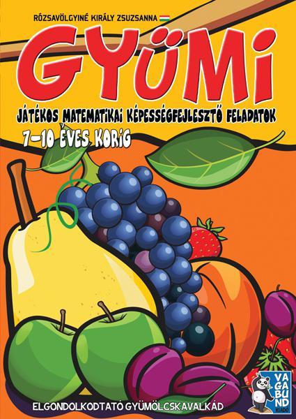 Gyümi - játékos matematikai képességfejlesztő feladatok