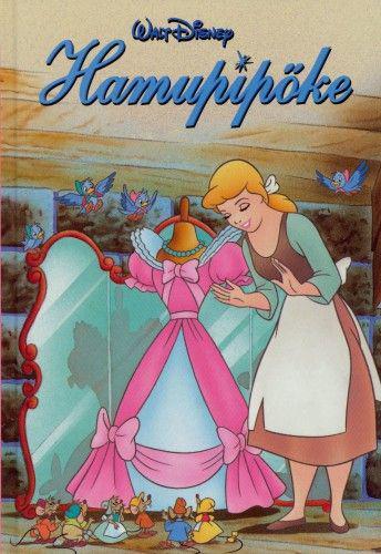 Hamupipőke - Disney Könyvklub ANTIKVÁR