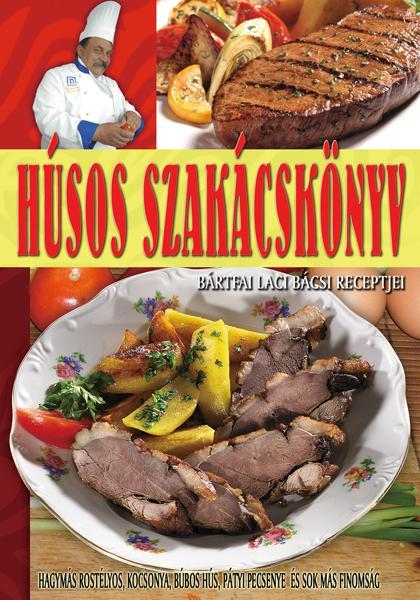 Húsos szakácskönyv