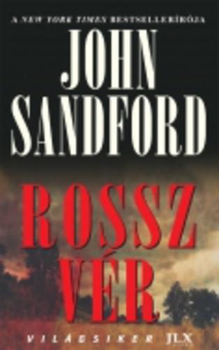 John Sandford - Rossz vér