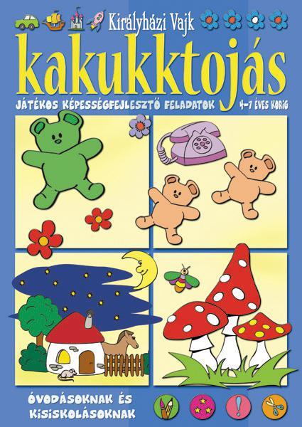 Kakukktojás II.