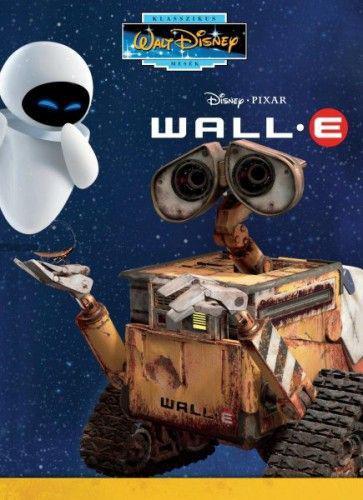 Klasszikus Walt Disney- Wall-e ANTIKVÁR