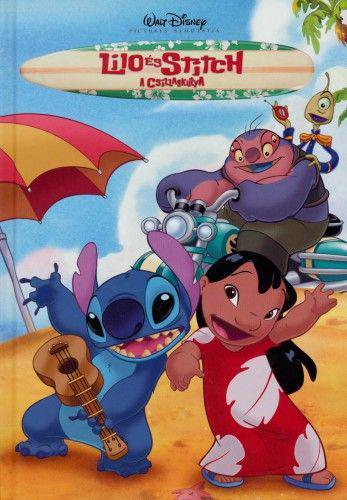 Lilo és Stitch - A csillagkutya -Disney Könyvklub ANTIKVÁR