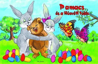 Pamacs és a húsvéti tojás
