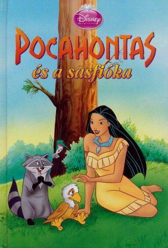 Pocahontas és a sasfióka - Disney Könyvklub