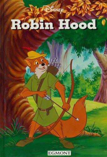 Robin Hood - Disney Könyvklub ANTIKVÁR