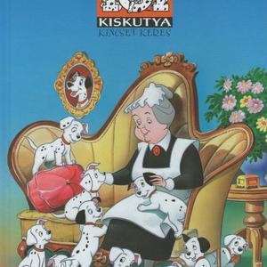 101 kiskutya kincset keres - Disney Könyvklub ANTIKVÁR