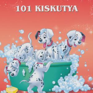 Disney-101 Kiskutya (ANTIKVÁR)