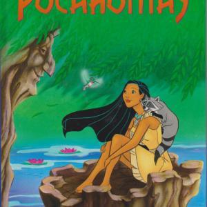 Pocahontas - Disney Könyvklub ANTIKVÁR