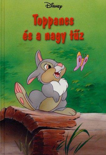 Toppancs és a nagy tűz - Disney Könyvklub - ANTIKVÁR