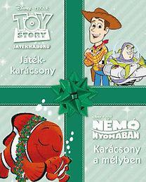 Toy Story-Játékkarácsony / Némó nyomában-Karácsony a mélyben