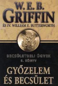W.E.B Griffin - Győzelem és becsület (Becsületbeli ügyek 6. könyv)