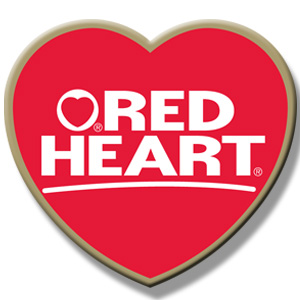 RED HEART FONALAK