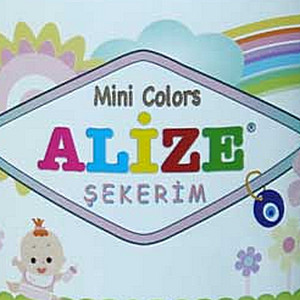 Sekerim Bebe Mini Colors