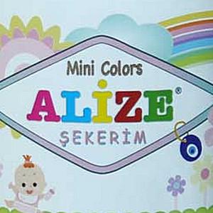 Sekerim Bebe Mini Colors