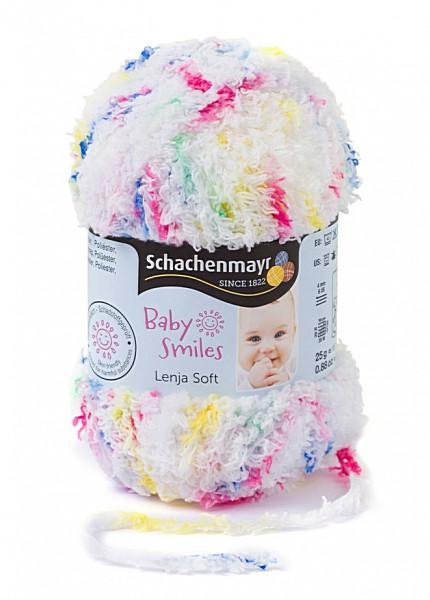 Baby Smiles Lenja Soft 25gr. fonal színkód: 0080 confetti spot color