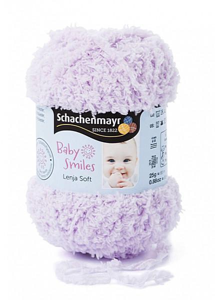 Baby Smiles Lenja Soft 25gr. fonal színkód: 1034 Mályva