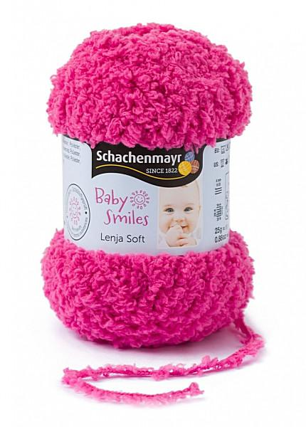 Baby Smiles Lenja Soft 25gr. fonal színkód: 1036 Pink