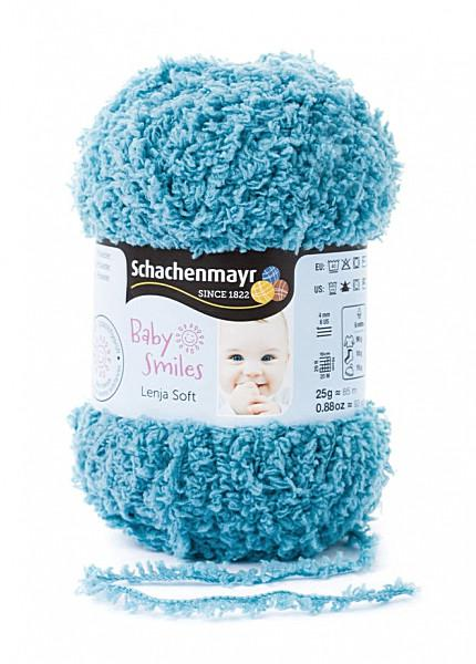 Baby Smiles Lenja Soft 25gr. fonal színkód: 1067 opálkék