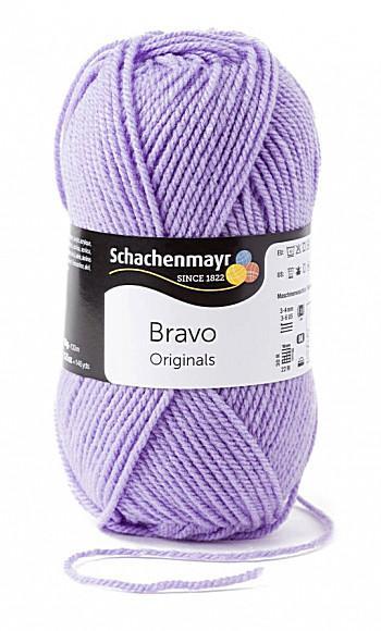 Bravo 5dkg fonal színkód: 8190 halványlila