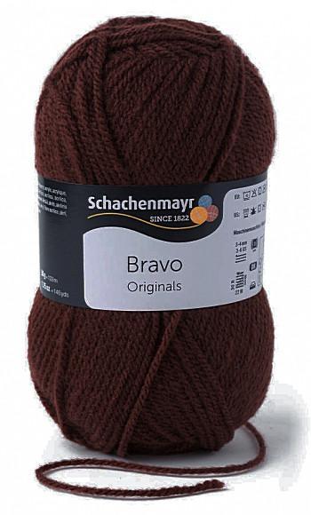 Bravo 5dkg fonal  színkód: 8281 Barna