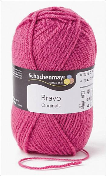 Bravo 5dkg fonal  színkód: 8289 Frézia