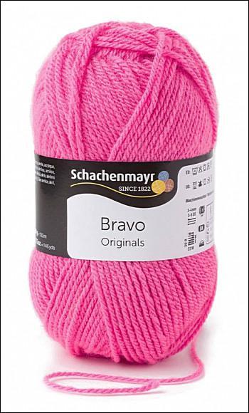 Bravo 5dkg fonal  színkód: 8305 Candy