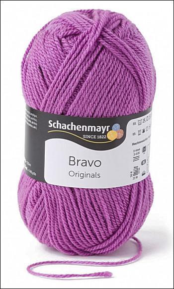 Bravo 5dkg fonal  színkód: 8307 Dália