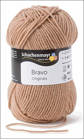 Bravo 5dkg fonal  színkód: 8312 Beige