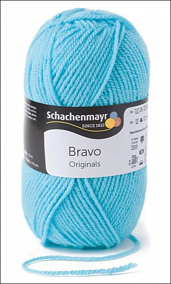 Bravo 5dkg fonal  színkód: 8324
