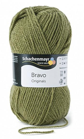 Bravo 5dkg fonal  színkód: 8338 Avocado