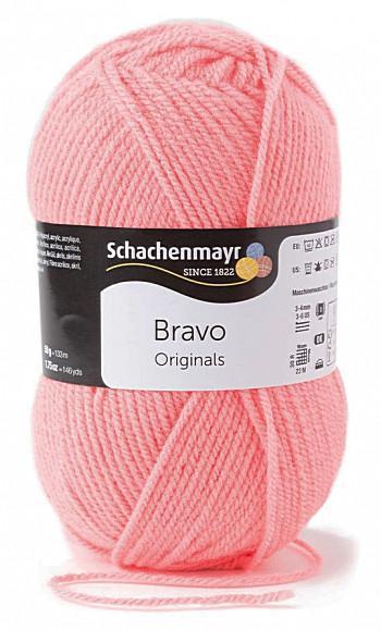 Bravo 5dkg fonal  színkód: 8341 Begónia