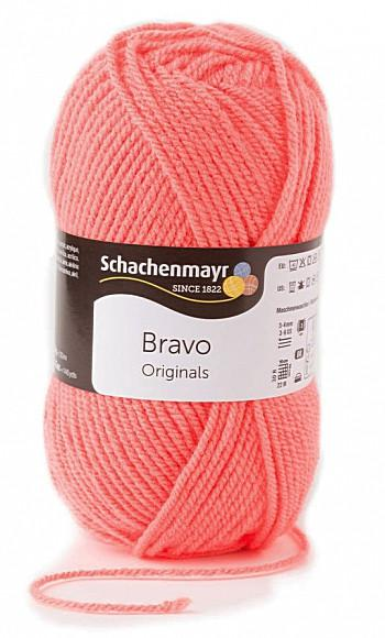 Bravo 5dkg fonal  színkód: 8342 Lazac