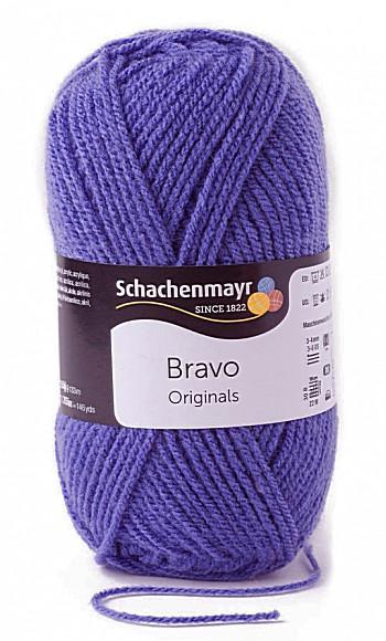 Bravo 5dkg fonal  színkód: 8344 öszirózsa