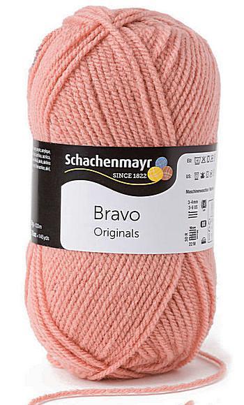 Bravo 5dkg fonal  színkód: 8346 öszibarack