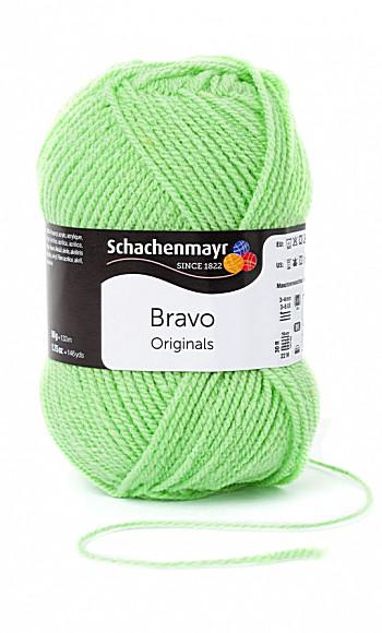 Bravo 5dkg fonal  színkód: 8351 Kiwi