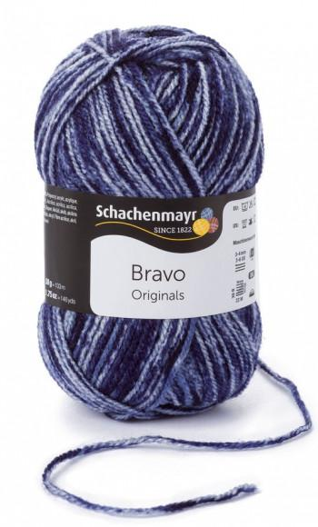Bravo 5dkg fonal  színkód: 8354 sötét farmer