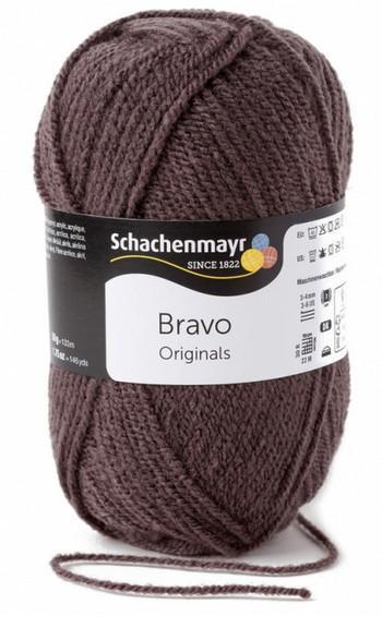 Bravo 5dkg fonal  színkód: 8358 Marsala
