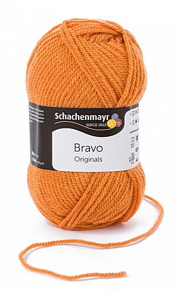 Bravo 5dkg fonal  színkód: 8360 Borostyán