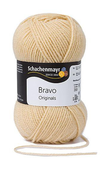 Bravo 5dkg fonal  színkód: 8364 Homok