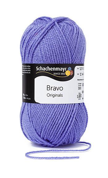 Bravo 5dkg fonal  színkód: 8365 Lila