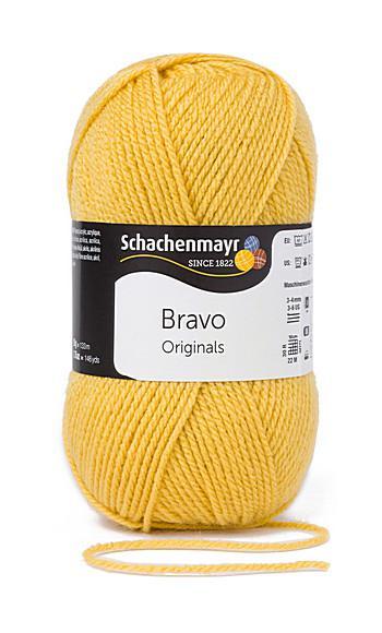 Bravo 5dkg fonal  színkód: 8368 Méz