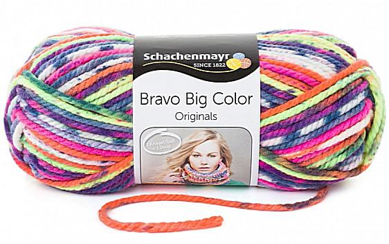 Bravo Big - Big Color 20dkg fonal színkód: 92