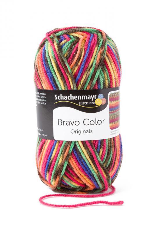 Bravo Color fonal 5dkg  színkód: 2086