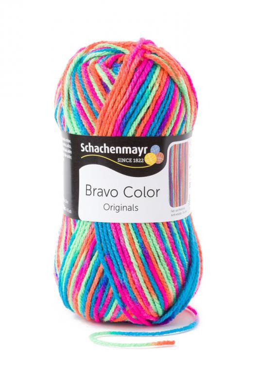 Bravo Color fonal 5dkg  színkód: 2115