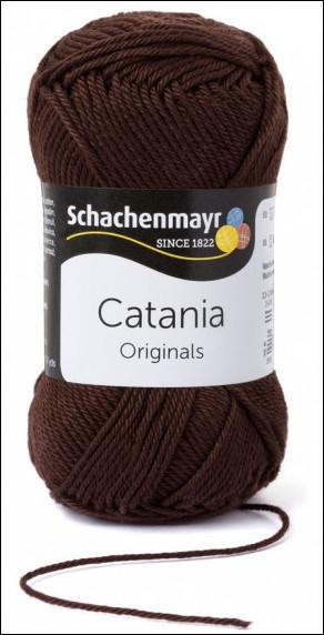 Catania pamut fonal 5dkg  színkód: 0162 Kaffee