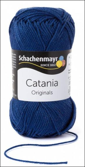 Catania pamut fonal 5dkg  színkód: 0164 Jeans
