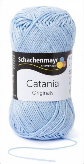 Catania pamut fonal 5dkg  színkód: 0173 Hellblau